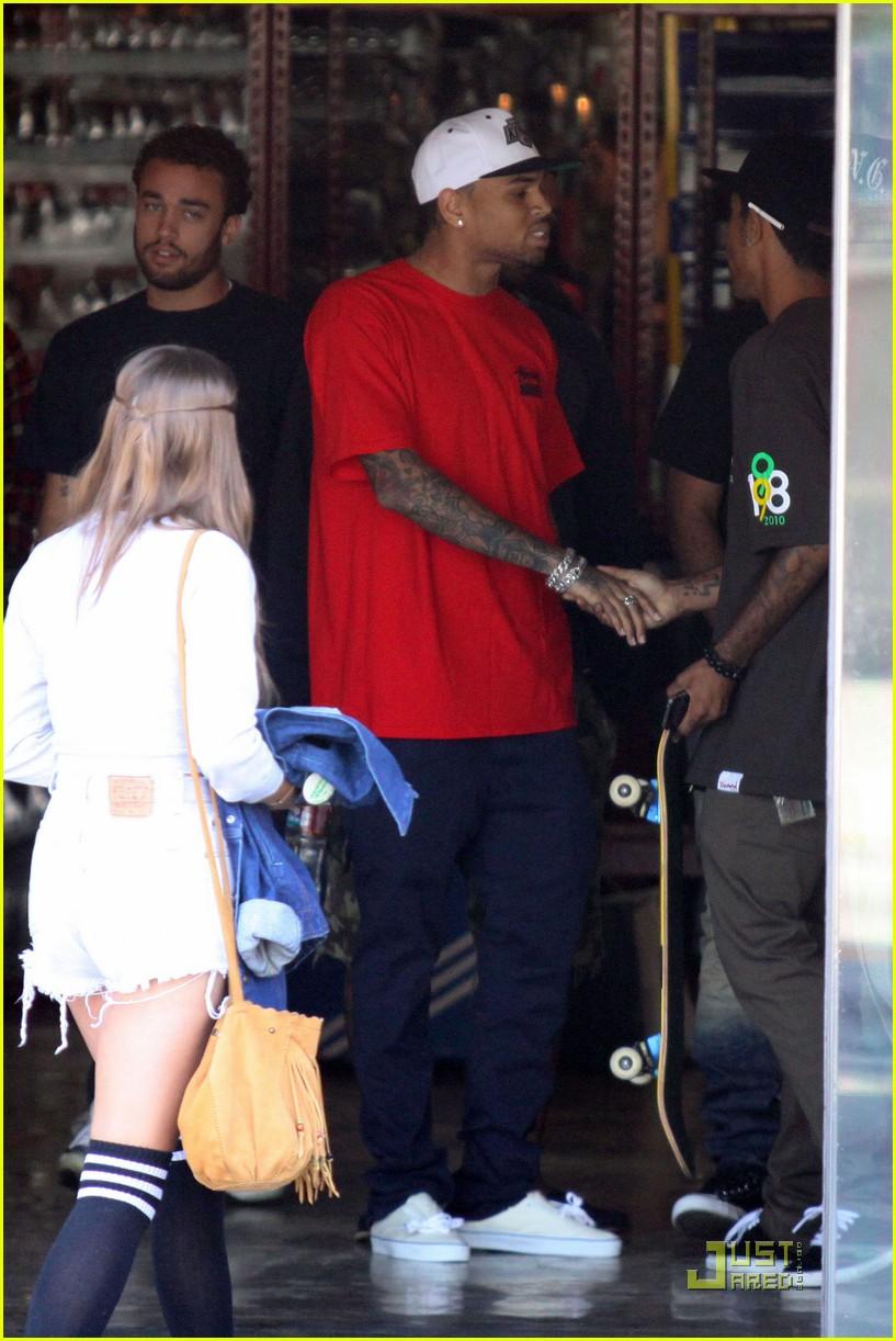 Chris Brown Shoe Game Chris Brown Fight Club Shoe