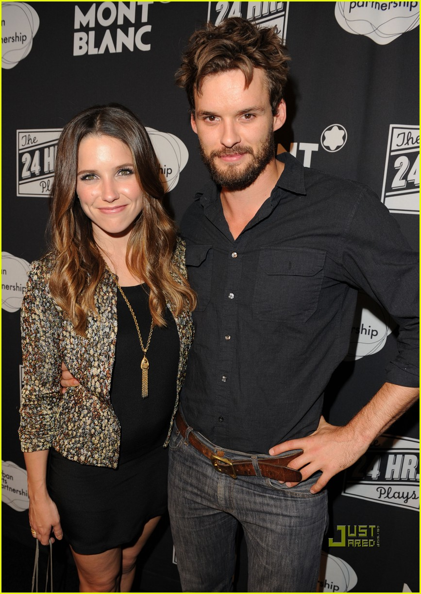 sophia bush austin nichols zachary levi 24 hour plays 03