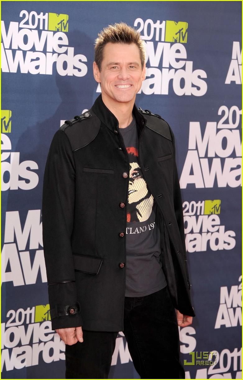 jim carrey mtv movie awards 2011 02