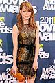 emma stone mtv movie awards 2011 01