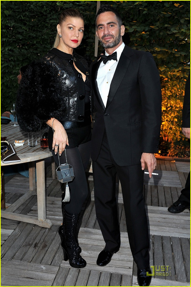 fergie amfar paris inspiration gala with marc jacobs 04