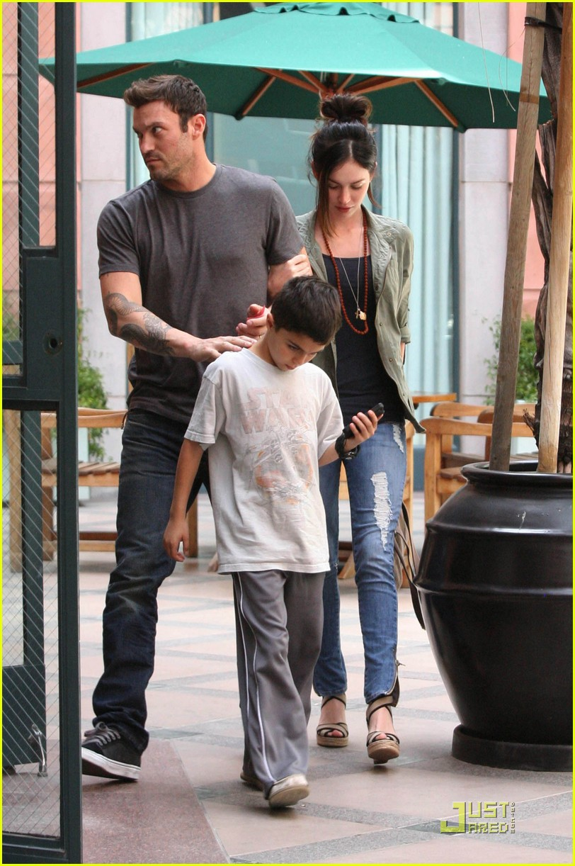 megan fox brian austin green salon with kassius 03