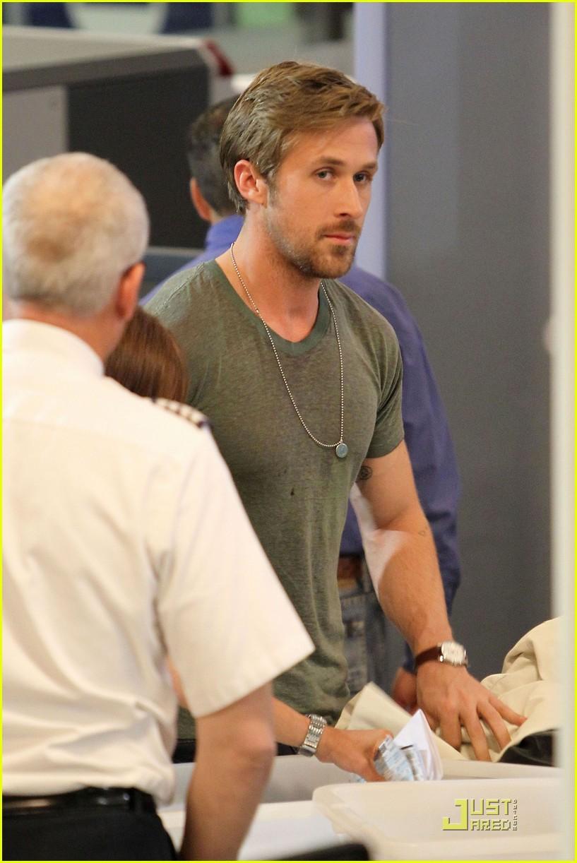 Ryan Gosling: Night Flight with George! Ryan Gosling