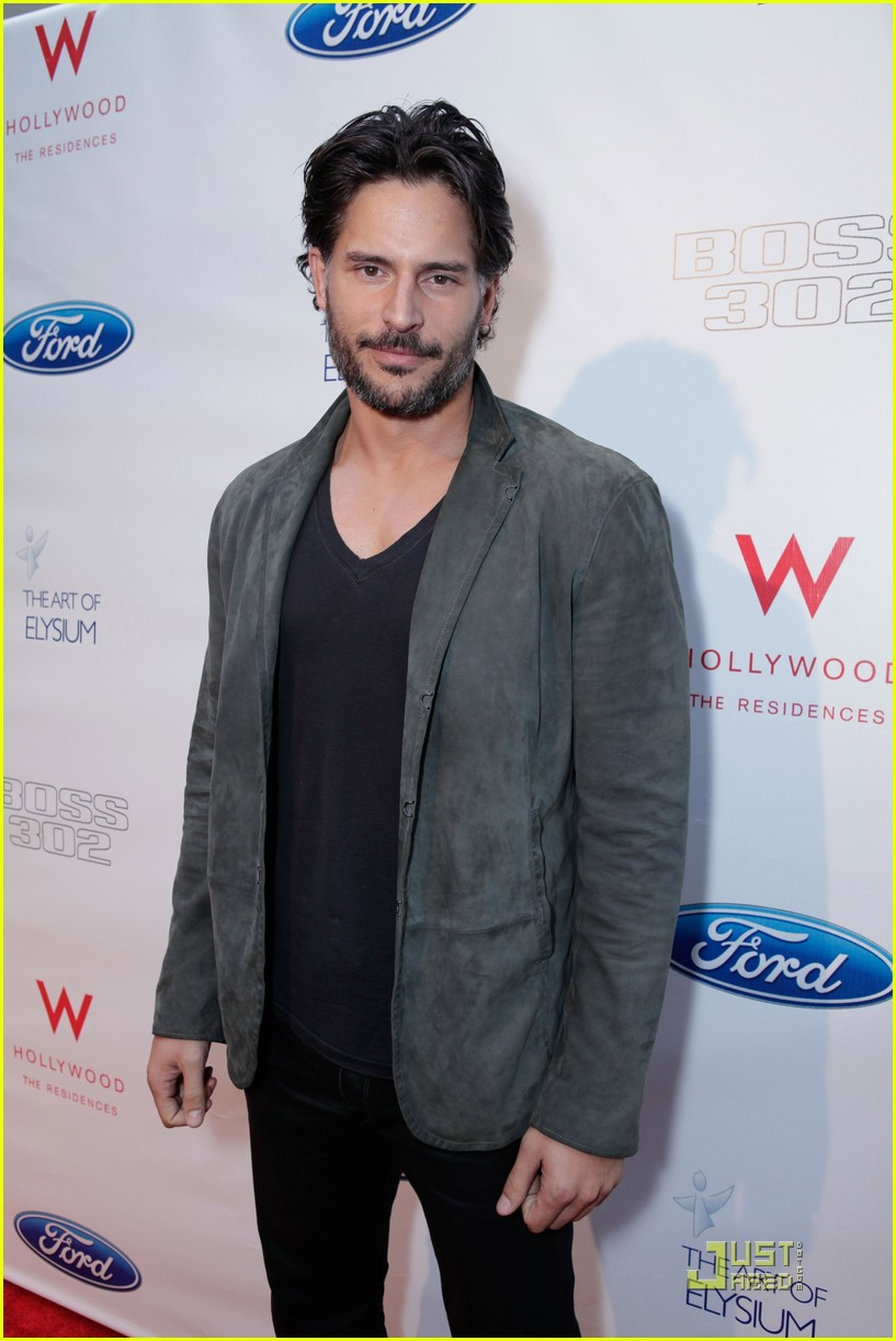 topher grace joe manganiello ford boss 01