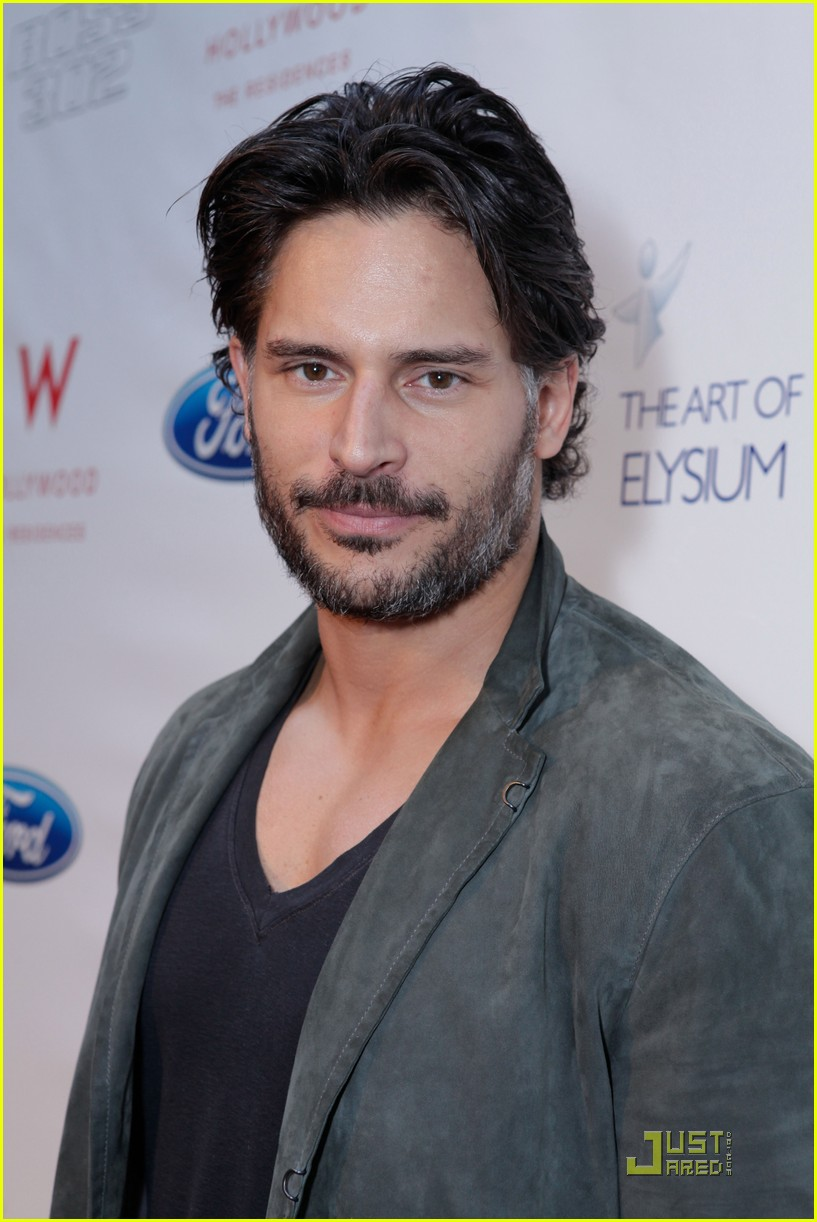 topher grace joe manganiello ford boss 05