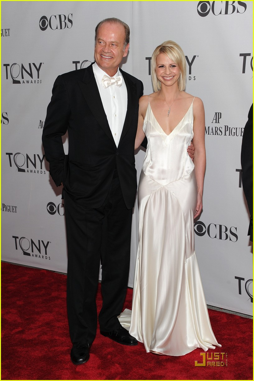kelsey grammer kayte walsh tony awards 2011 04