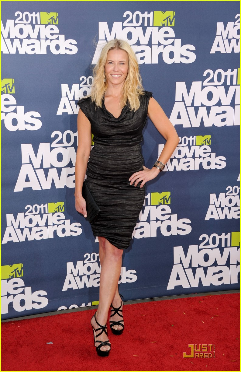 chelsea handler mtv movie awards 01