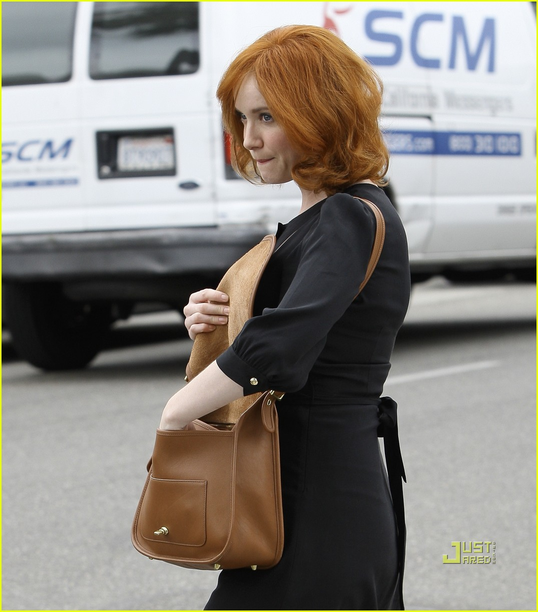christina hendricks friend beverly hills 13