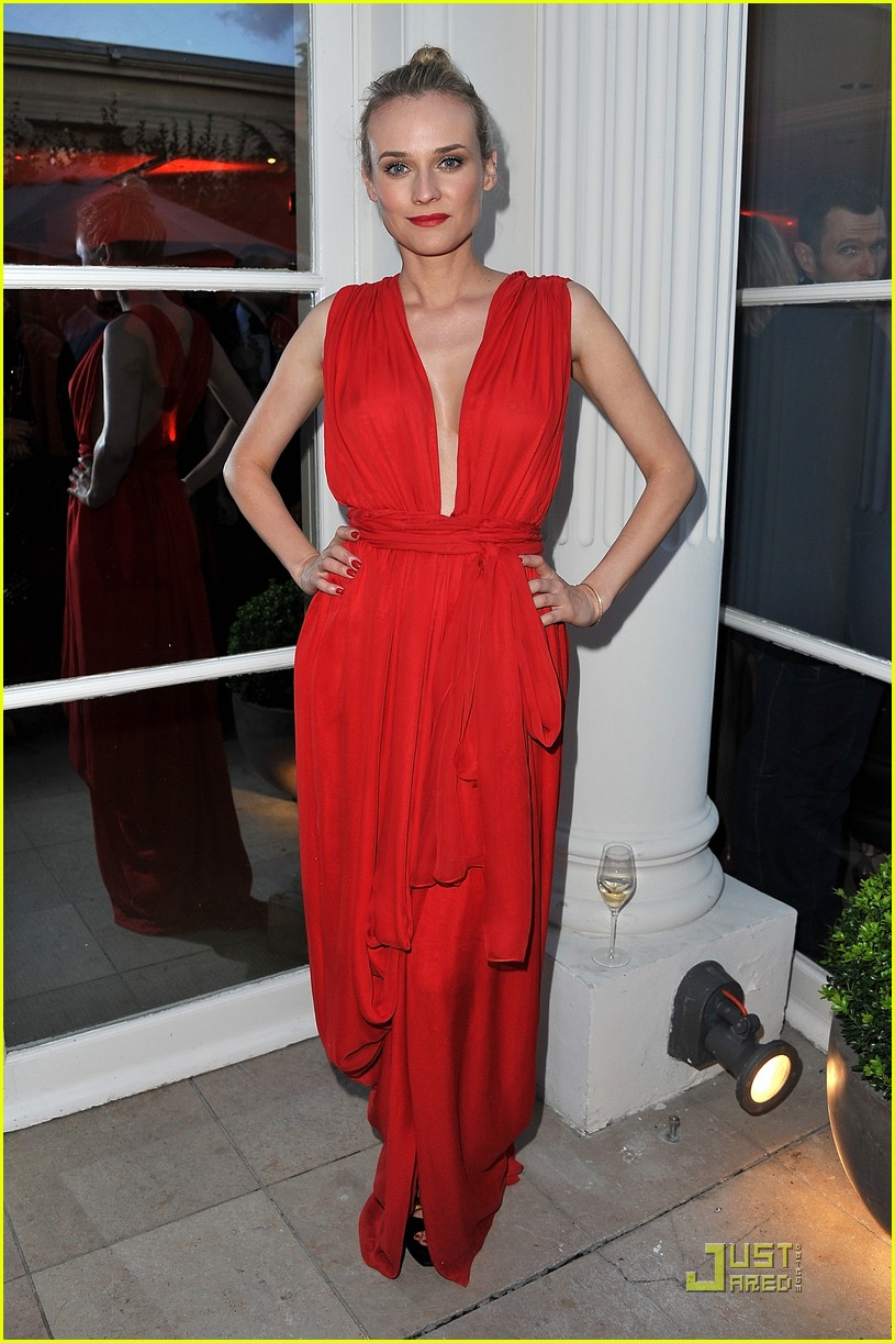 diane kruger amfar paris inspiration gala 08