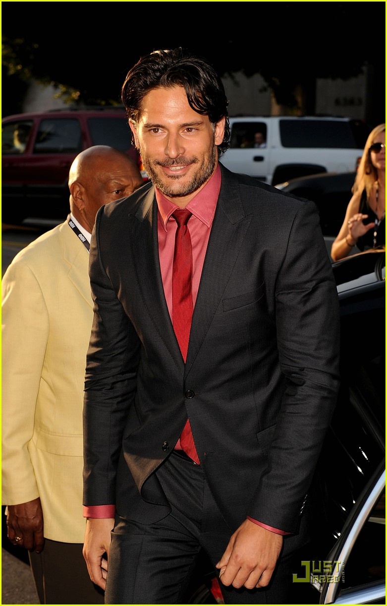 ryan kwanten joe manganiello true blood premiere 13
