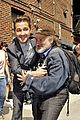 shia labeouf letterman appearance with radioman 05