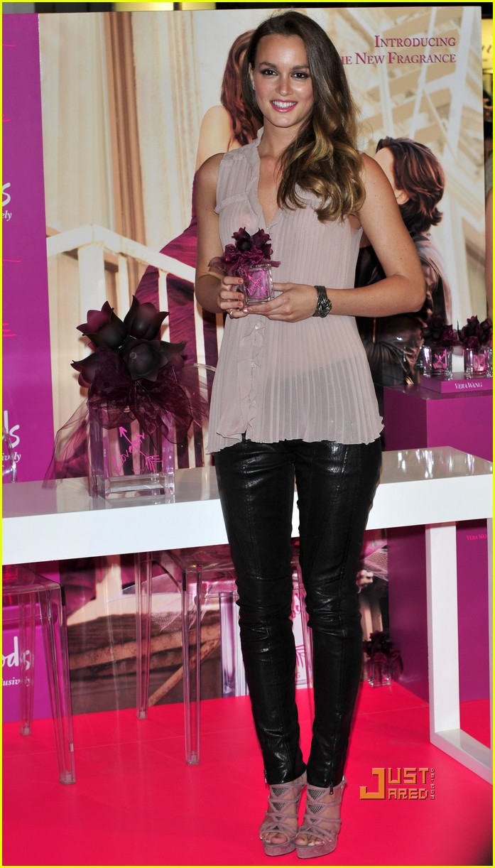 leighton meester lovestruck event london 01