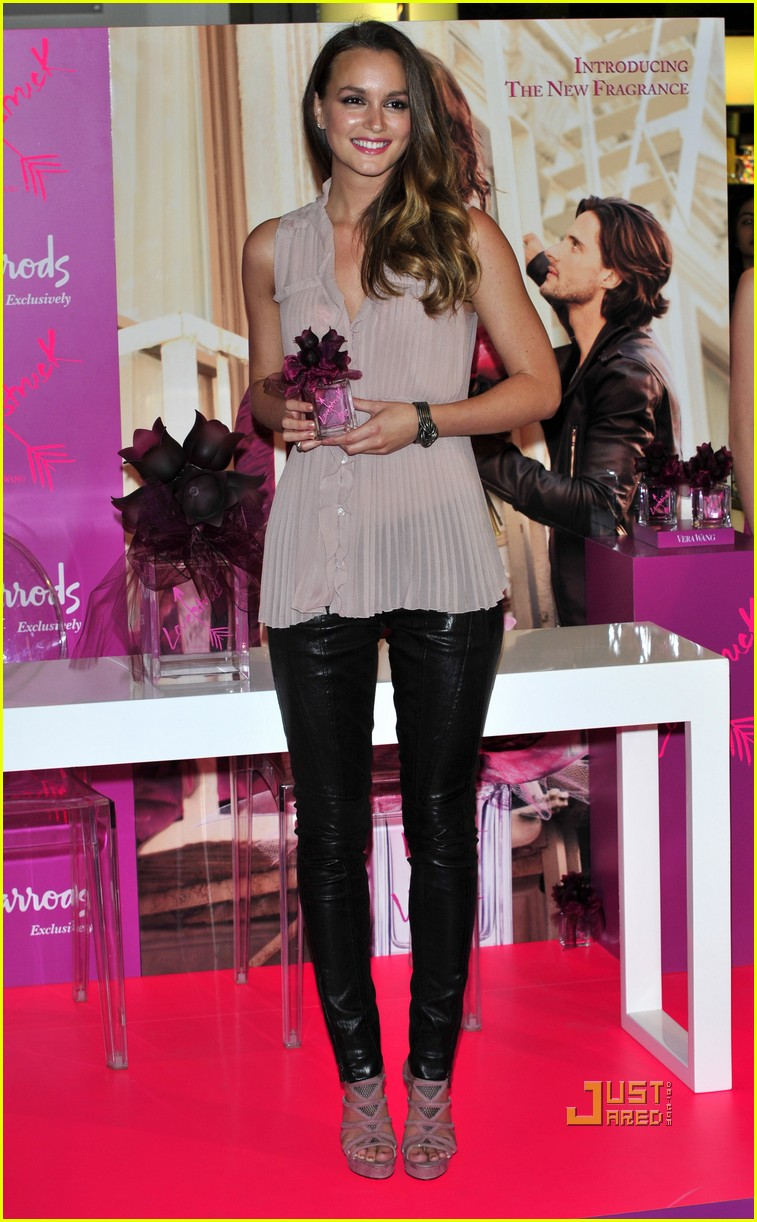 leighton meester lovestruck event london 05