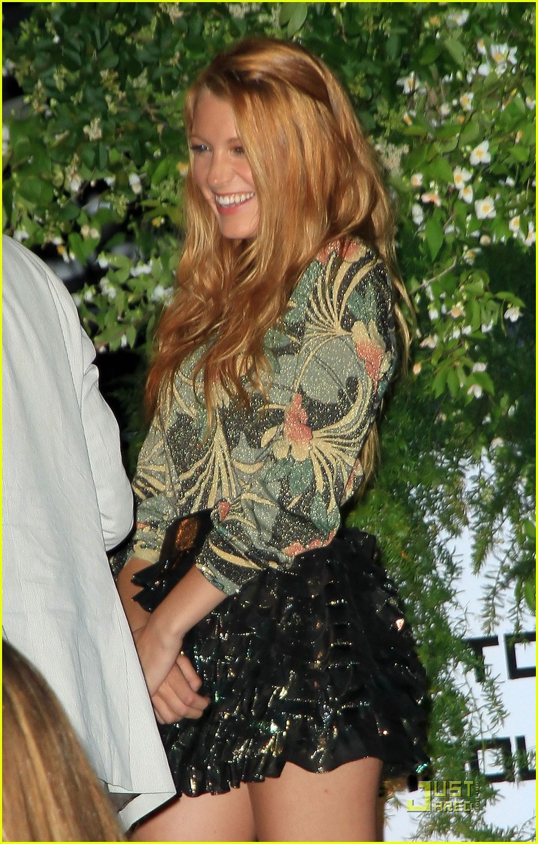blake lively ghetto film benefit 03