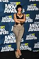 nicki minaj mtv movie awards with ashton kutcher 01