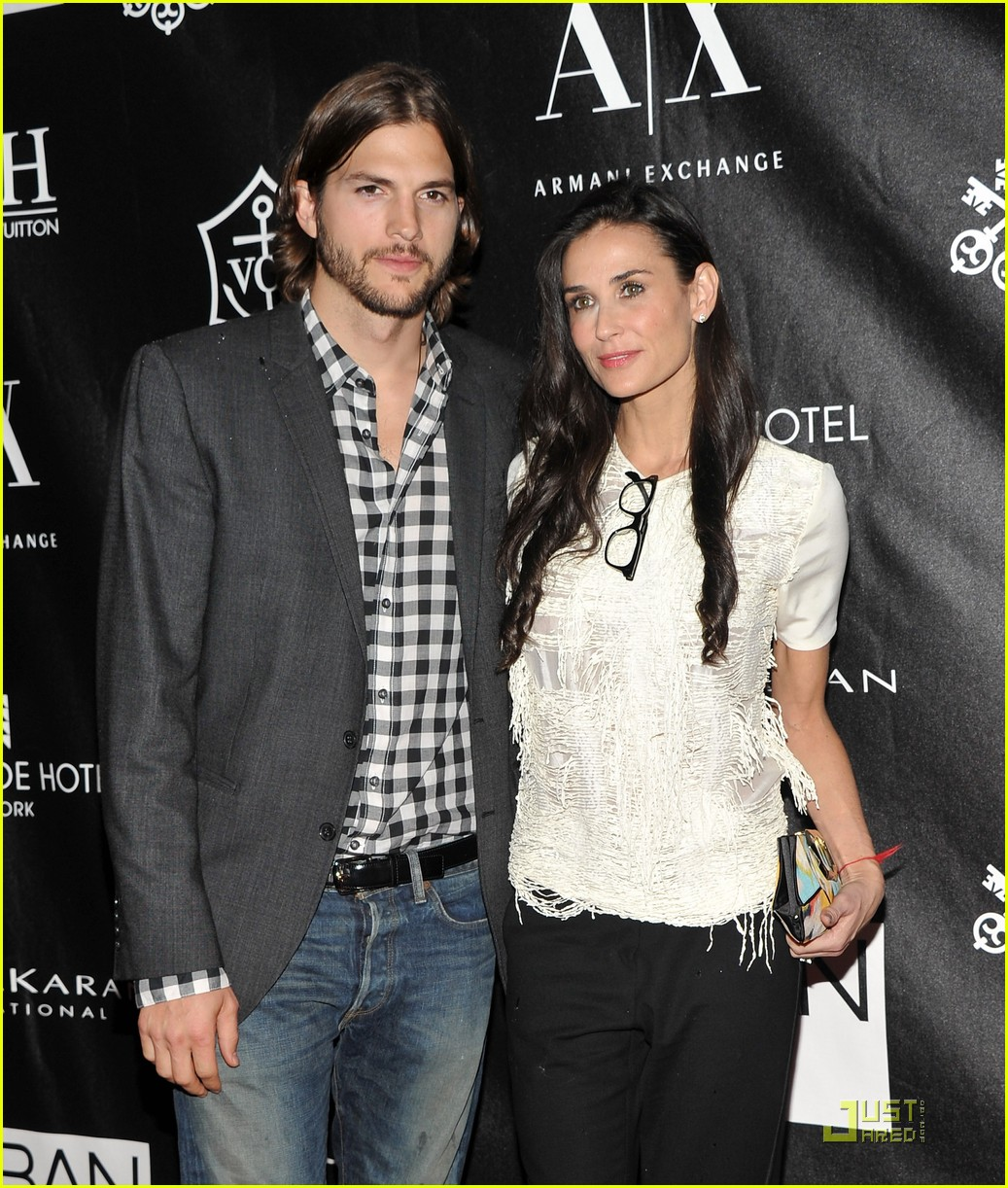demi moore ashton kutcher urban zen 02