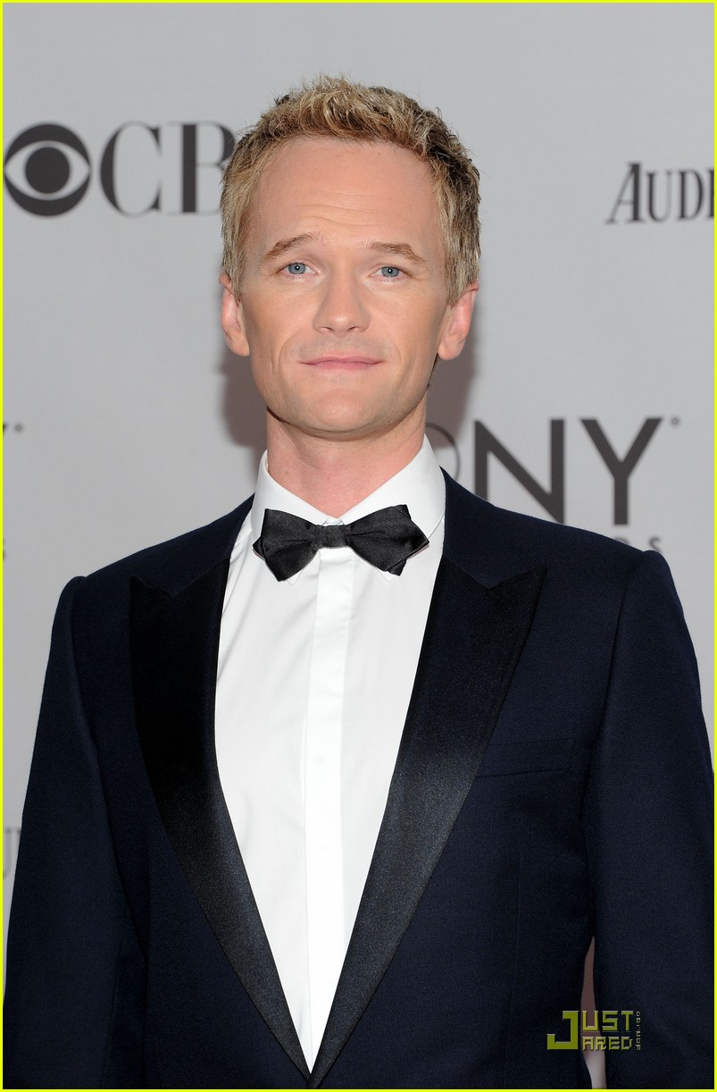neil patrick harris david burtka tony awards 2011 01