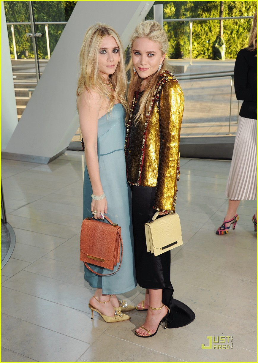 ashley mary kate olsen cfda 02