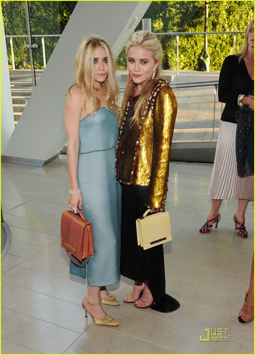 ashley mary kate olsen cfda 07