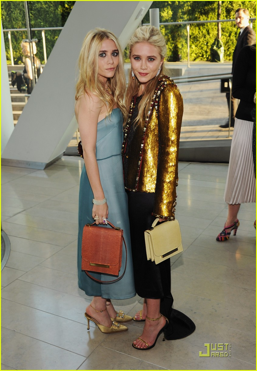 ashley mary kate olsen cfda 08