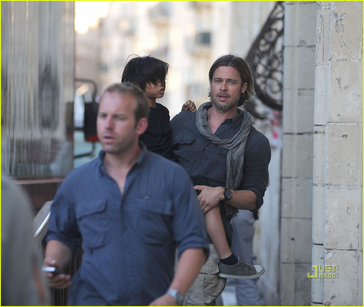 brad pitt pax set world war z04