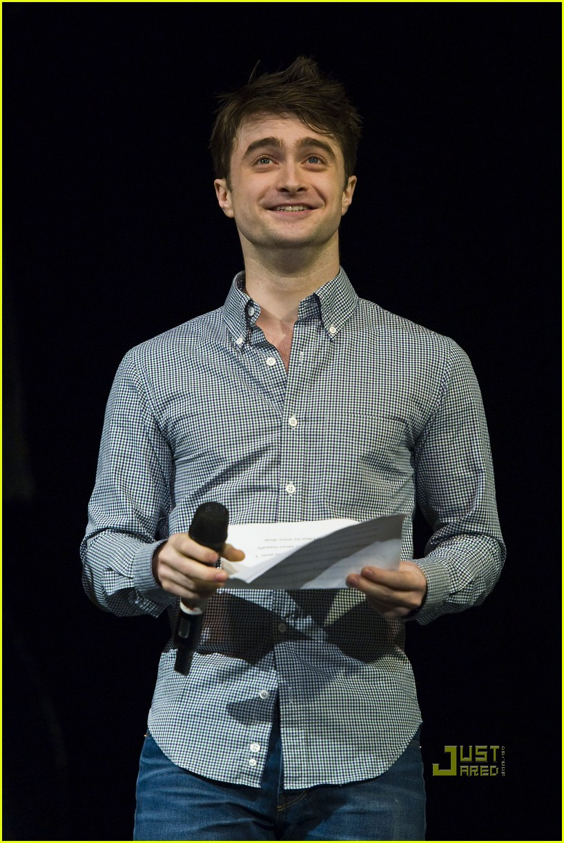 daniel radcliffe shubert foundation 012550371