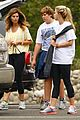 maria shriver hikes arnold patrick schwarzenegger lunch 10
