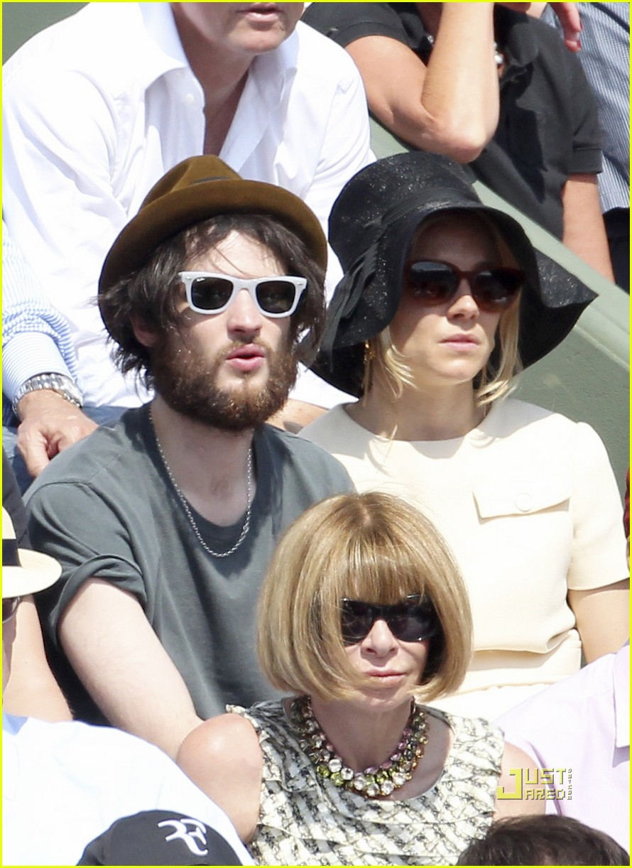 sienna miller tom sturridge french open 03