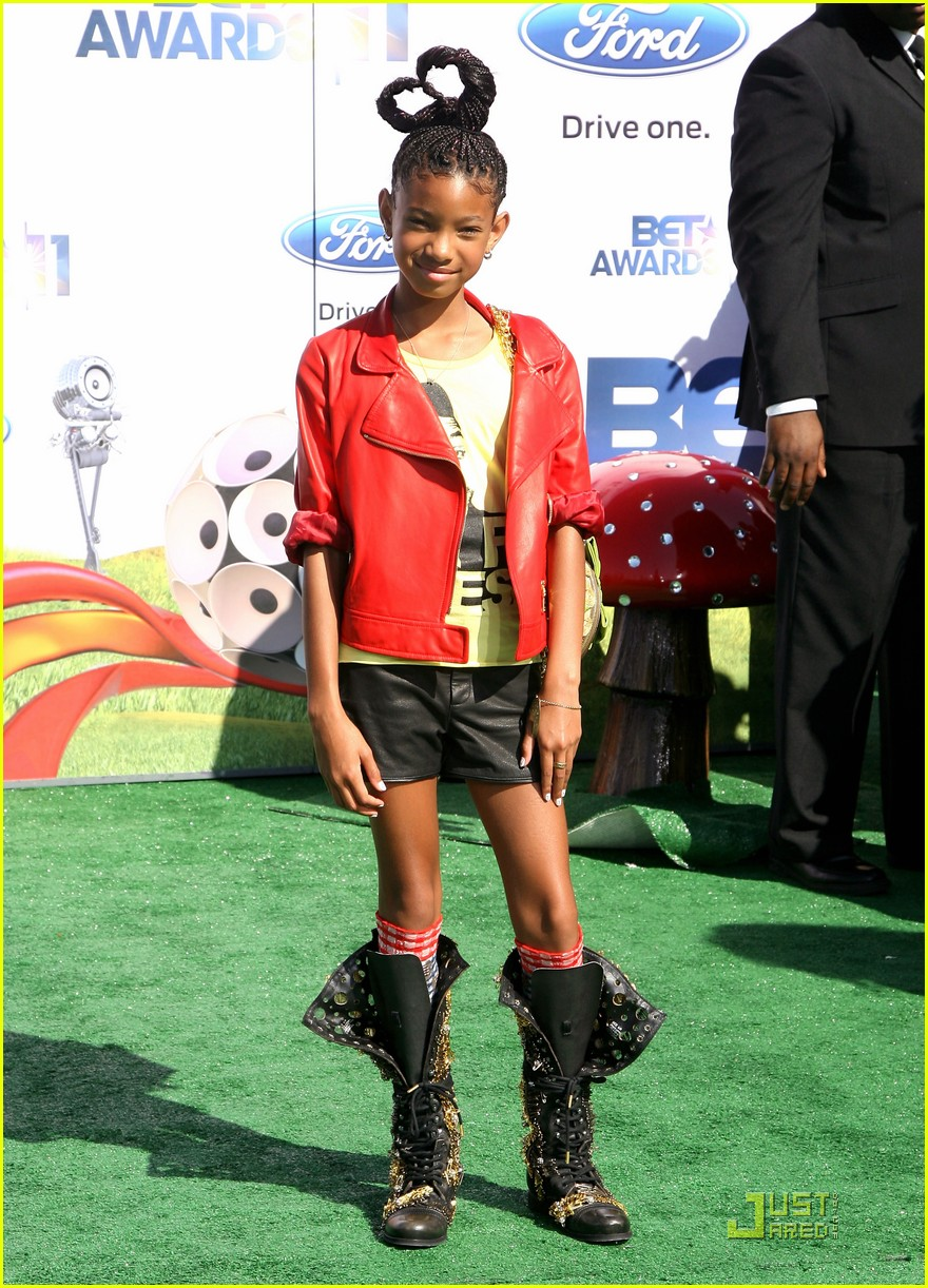 willow jaden smith bet awards 2011 winners 01