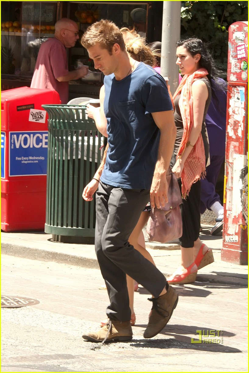 teresa palmer scott speedman soho nyc 09