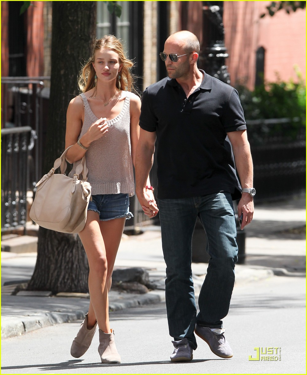 rosie huntington whiteley jason statham manhattan mates 05