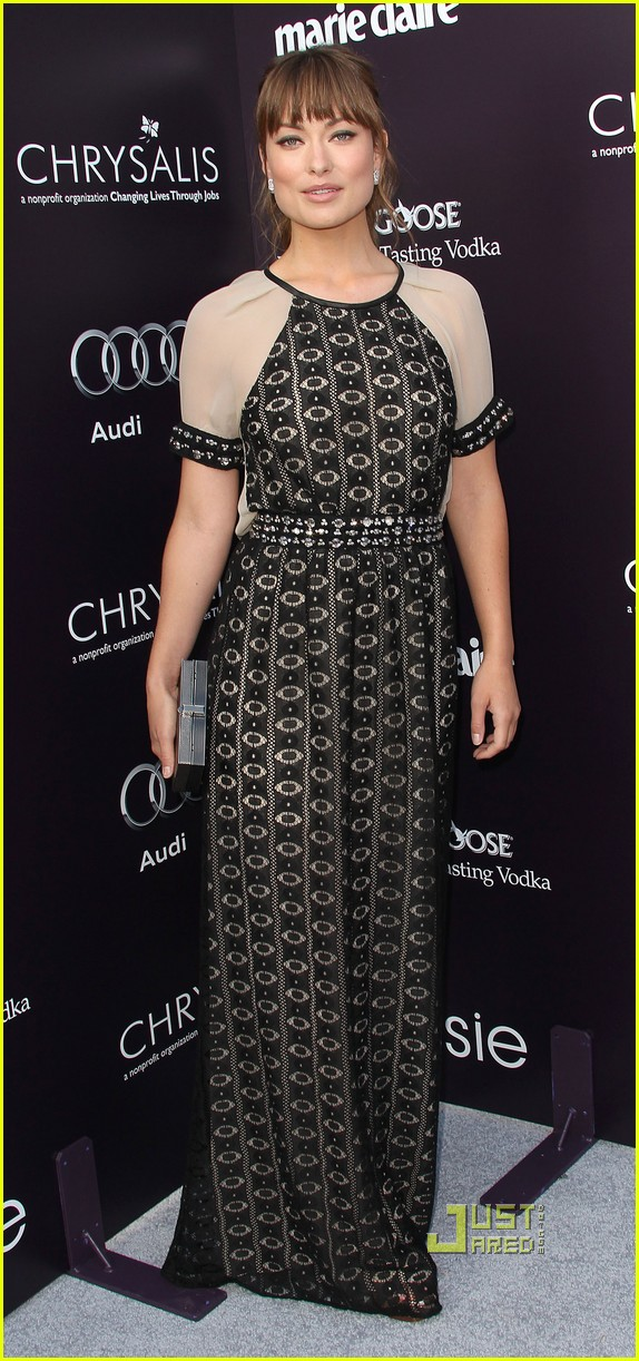 olivia wilde chrysalis butterfly ball 012552073