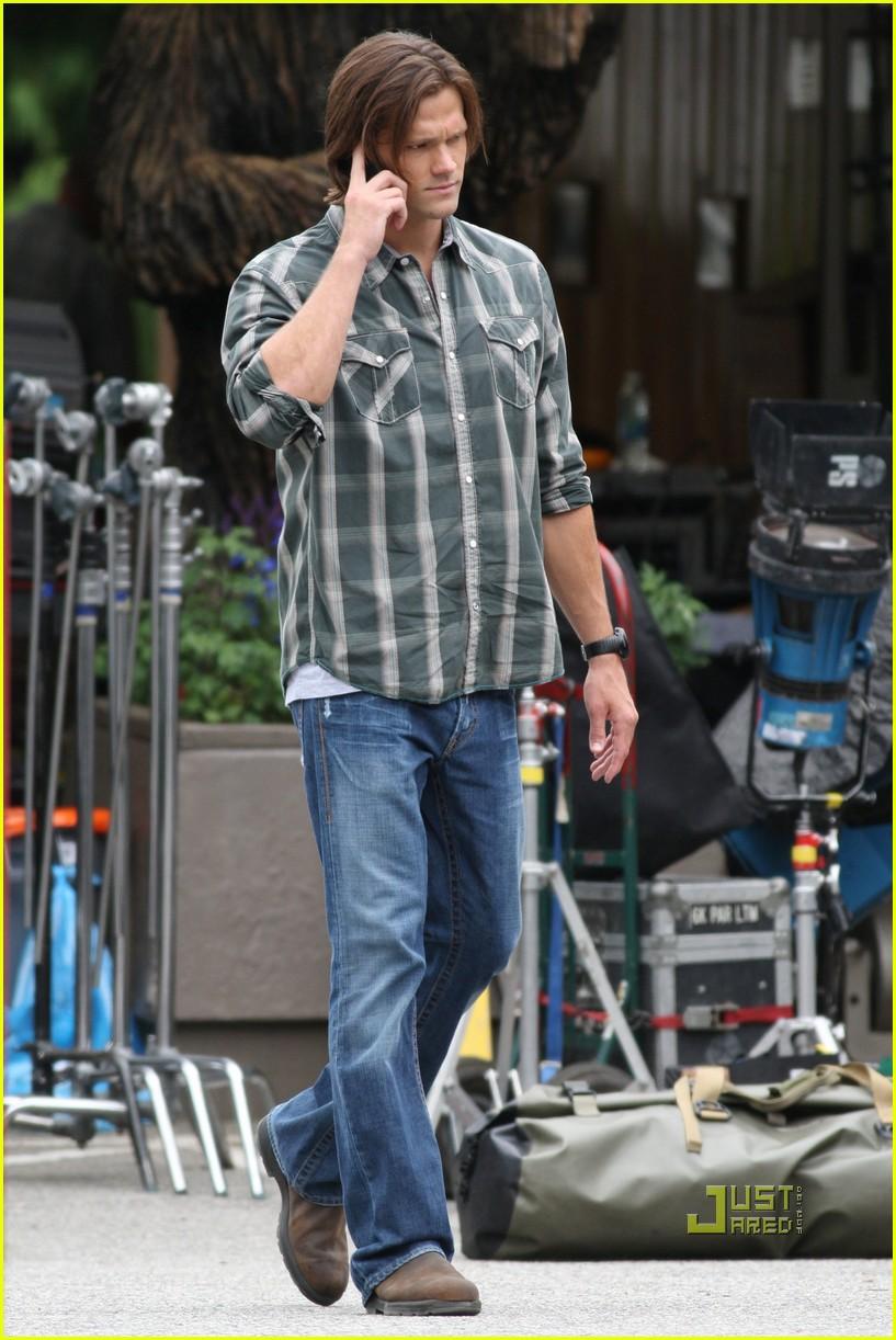 jensen ackles directing supernatural 08