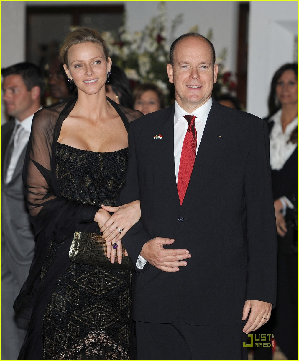 princess albert princess charlene durban 13
