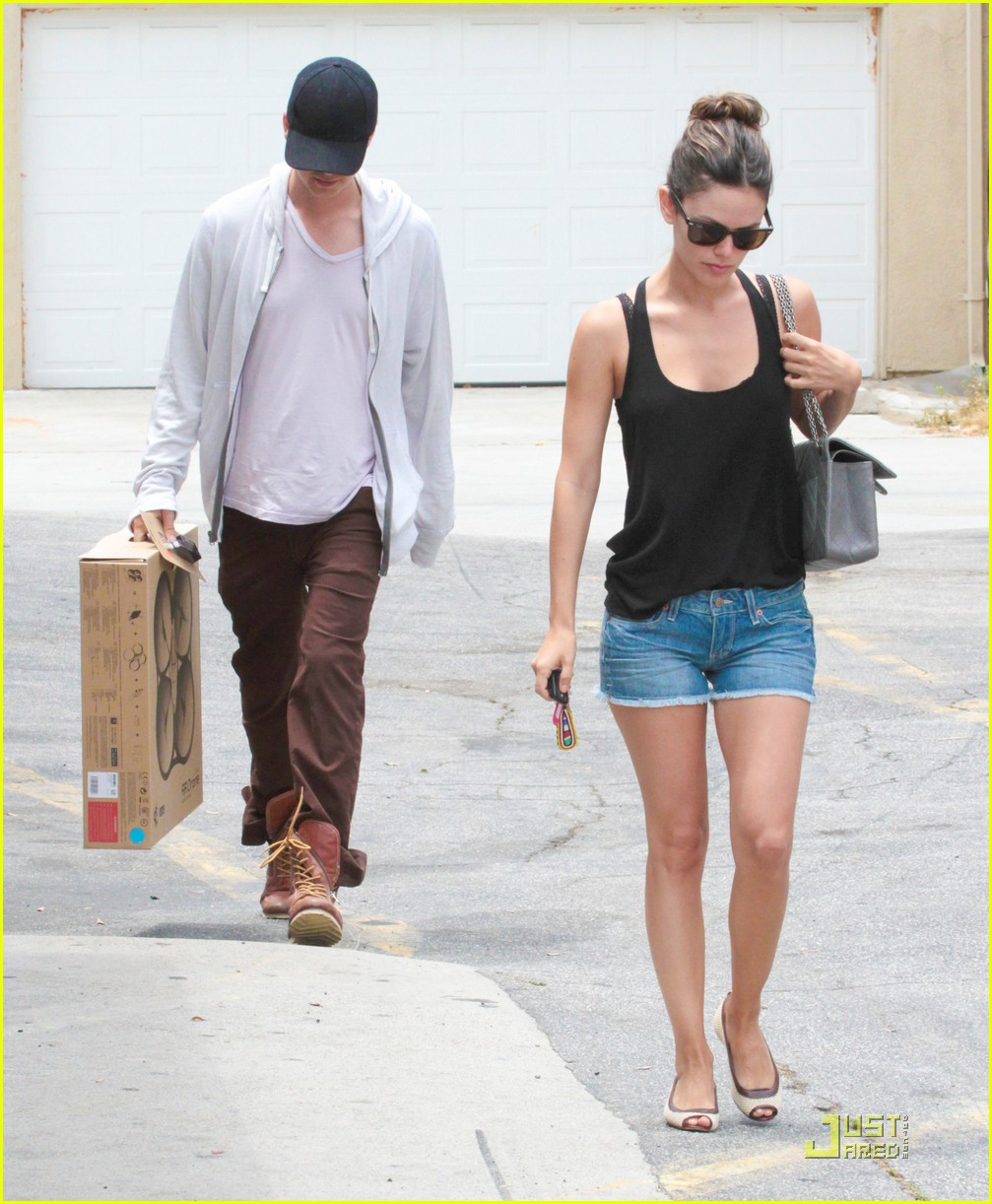 rachel bilson hayden christensen shopping 02