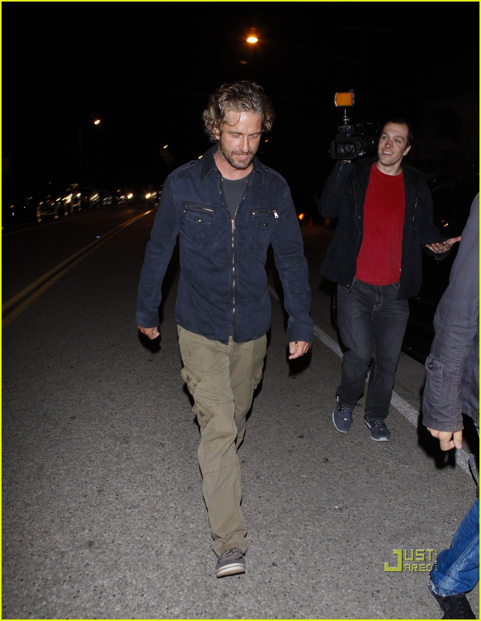 gerard butler leaving party malibu 02