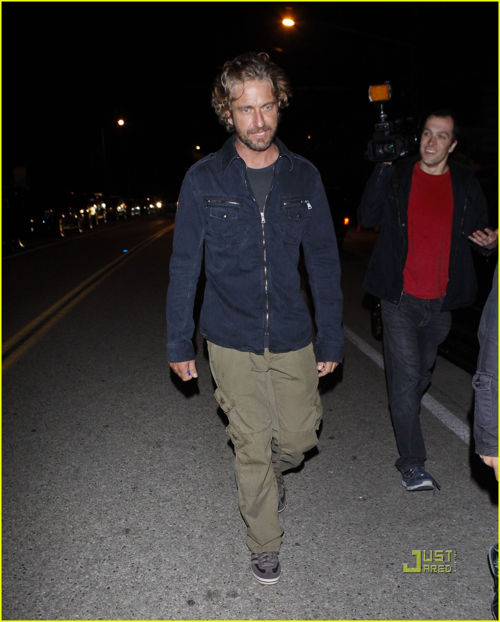 gerard butler leaving party malibu 03