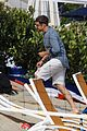 bradley cooper beach party 08