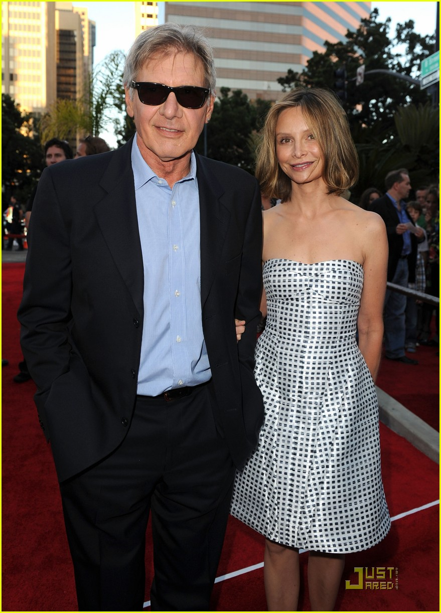 harrison ford calista premiere 022563307
