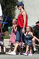 jennifer garner ben affleck seraphina violet july 4th 06