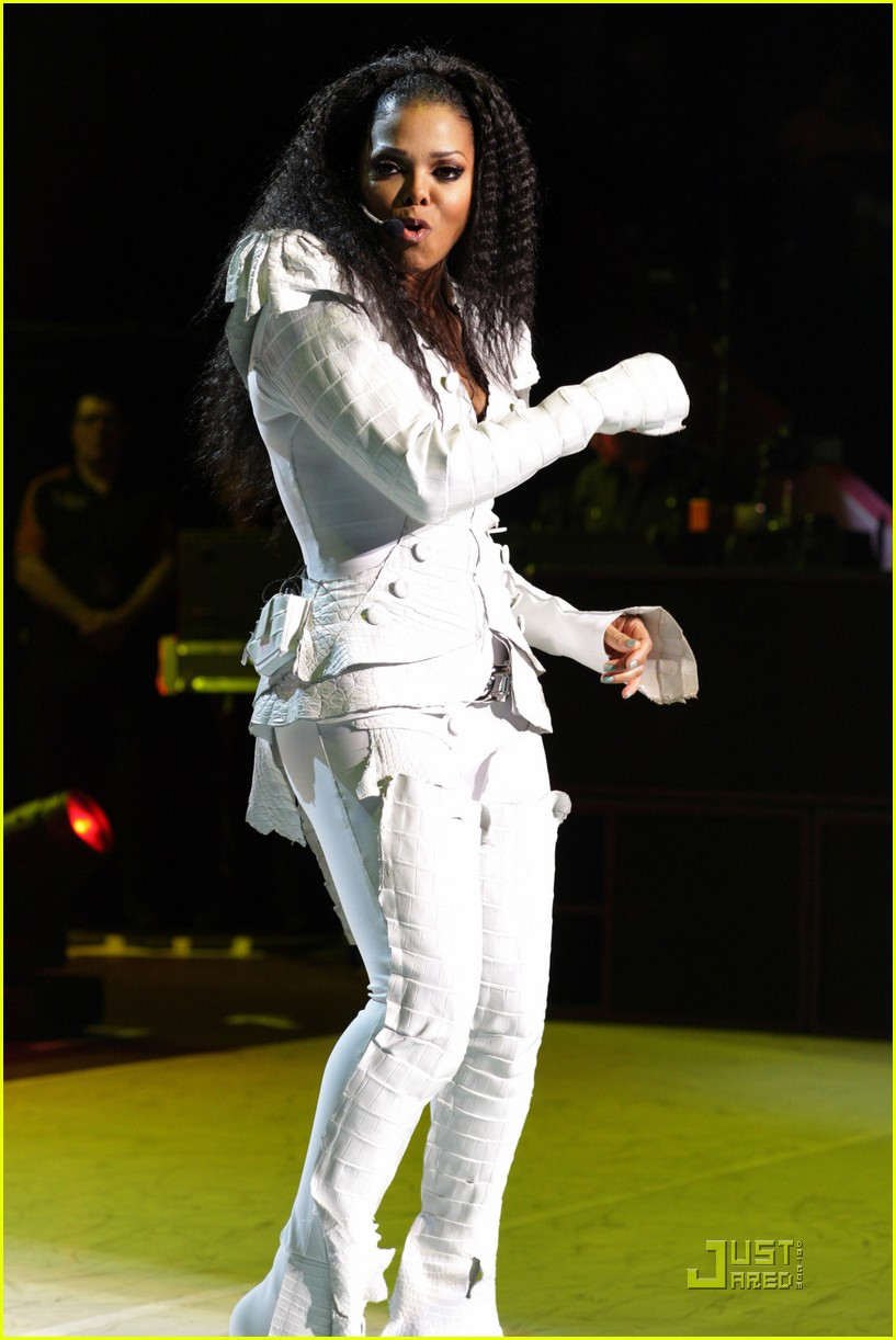 janet jackson up close and personal in london 12