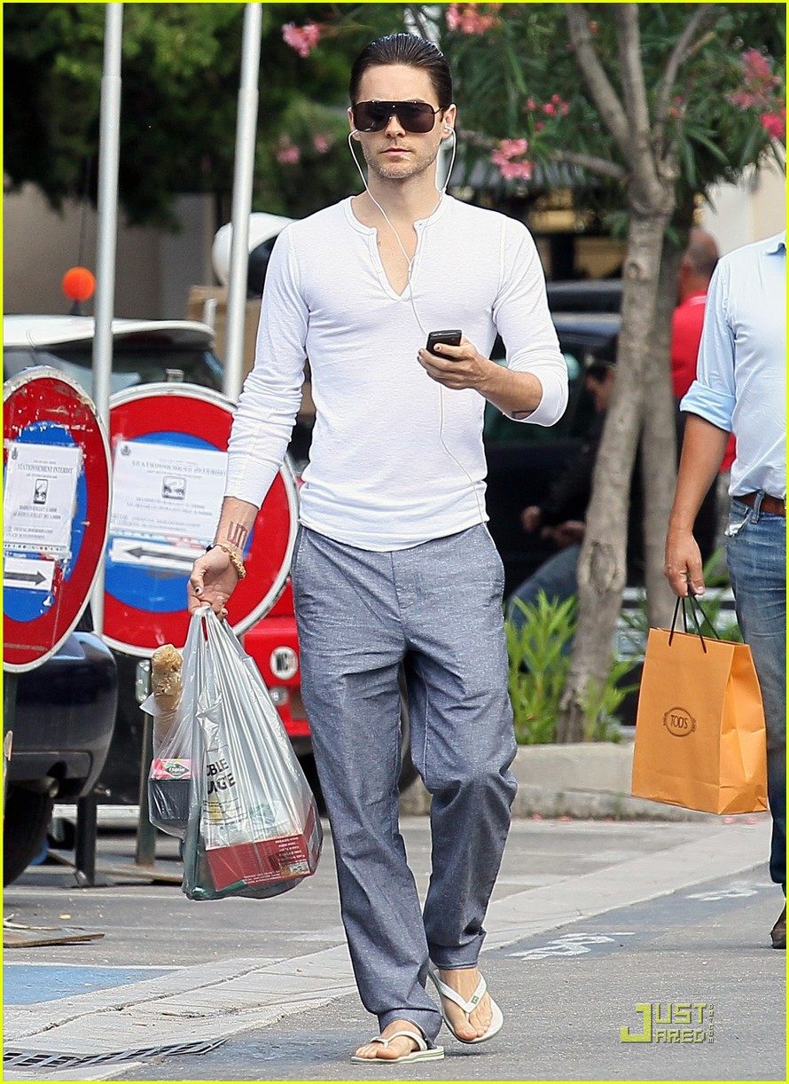 jared leto shopping st tropez 032562605