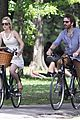 rachel mcadams michael sheen bike 05