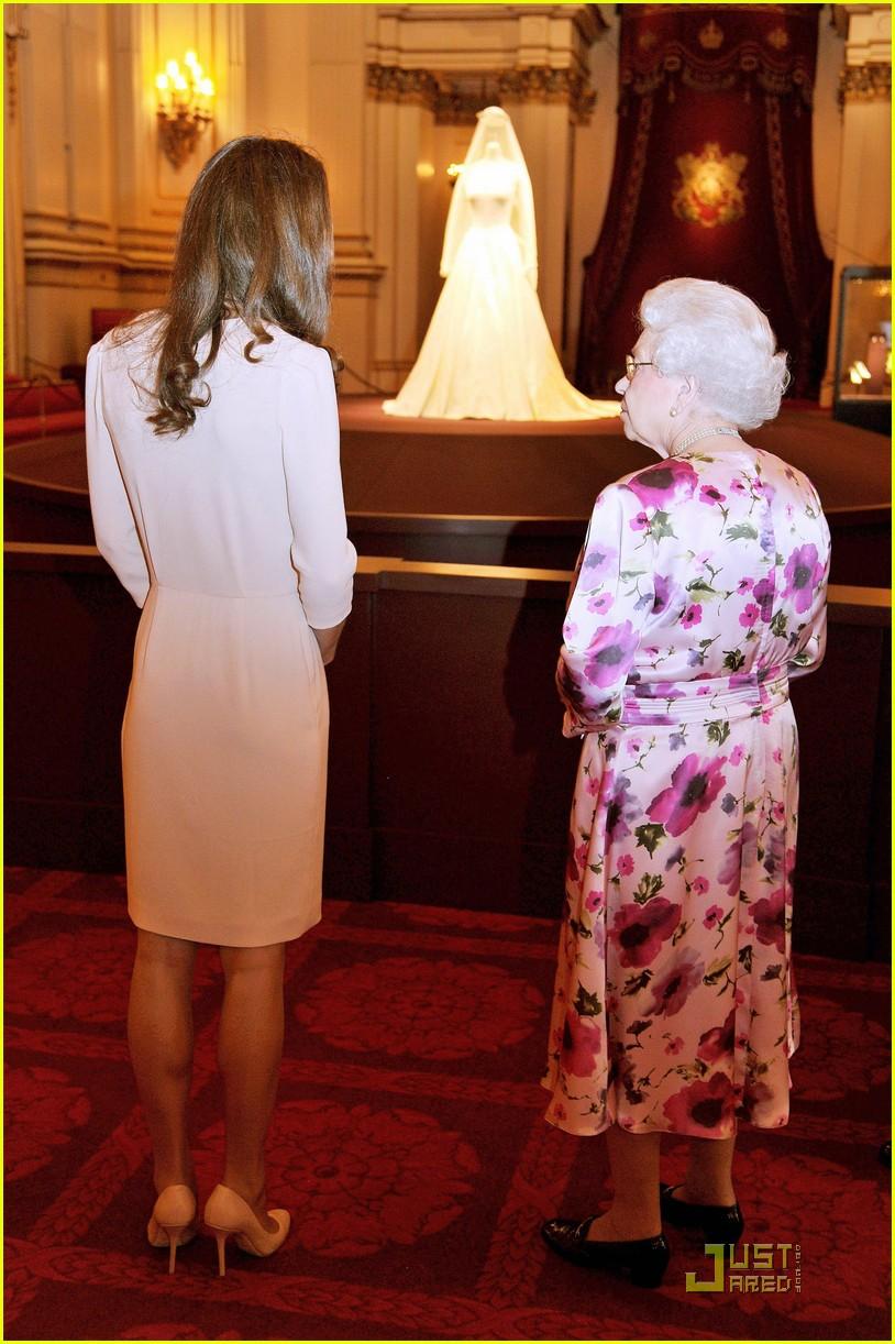 Kate Middleton Buckingham