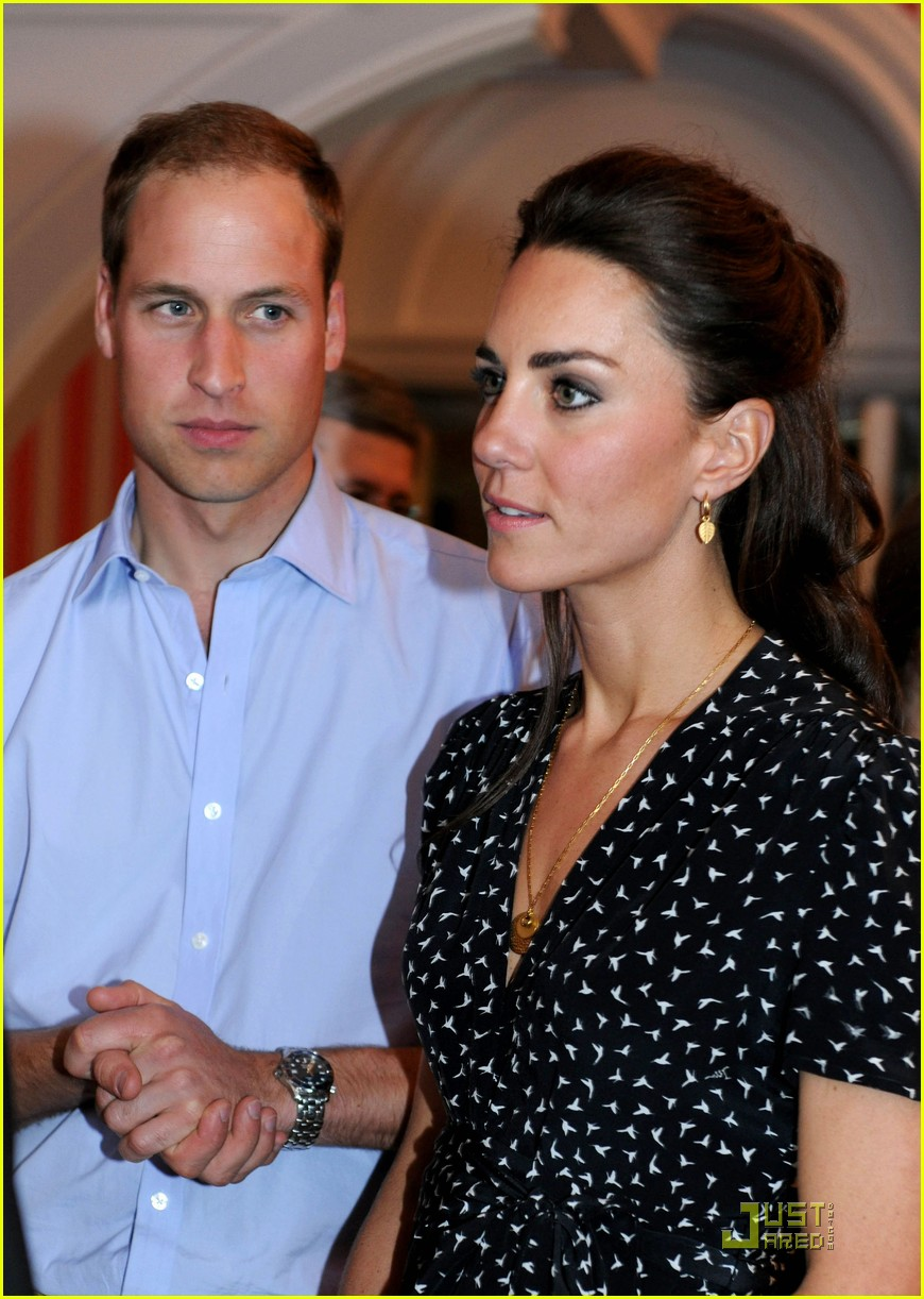 prince william kate youth reception 022556775