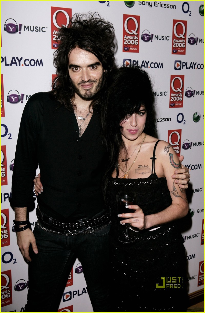 russell brand amy winehouse 012563391