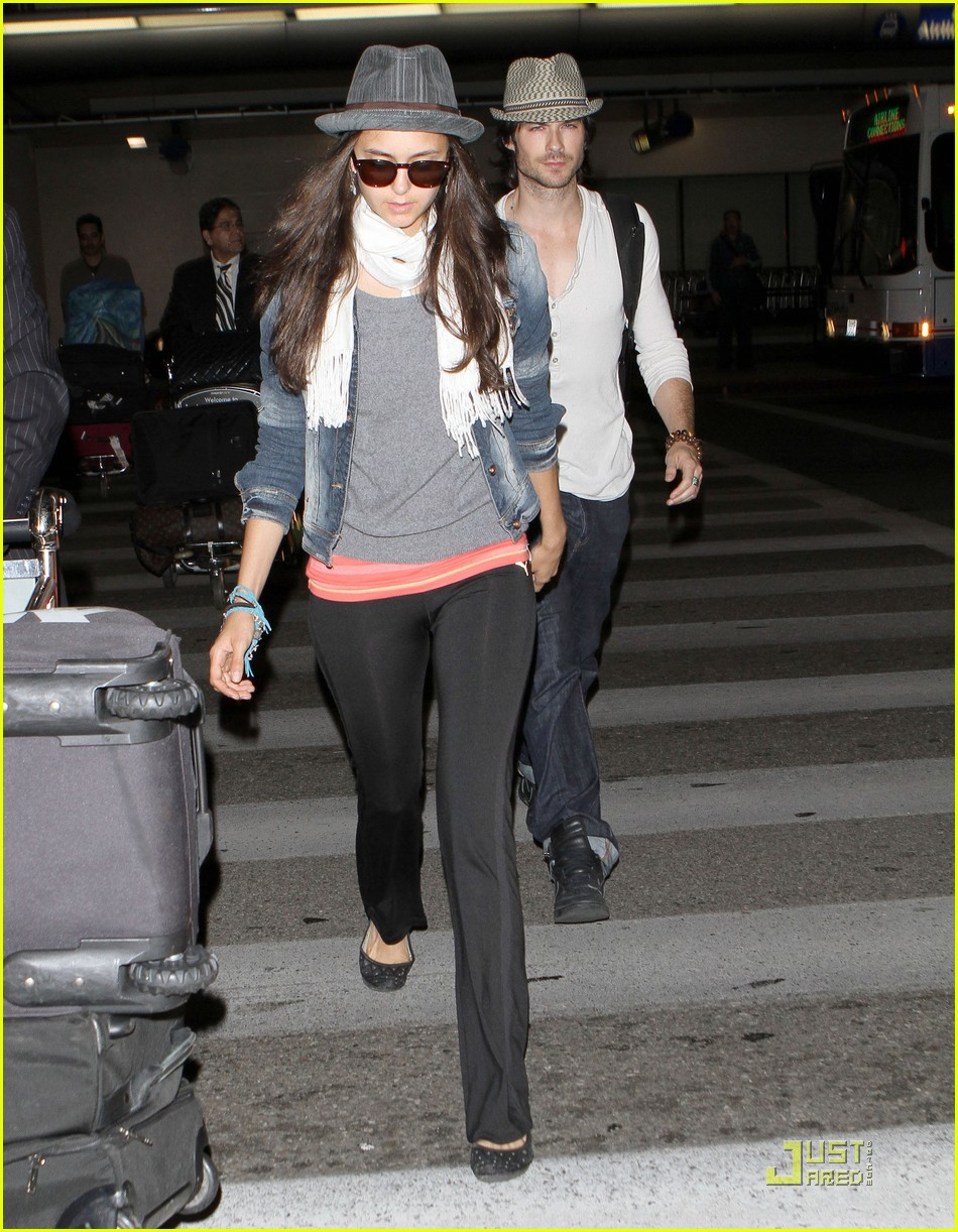 ian somerhalder lax landing with nina dobrev 102558187