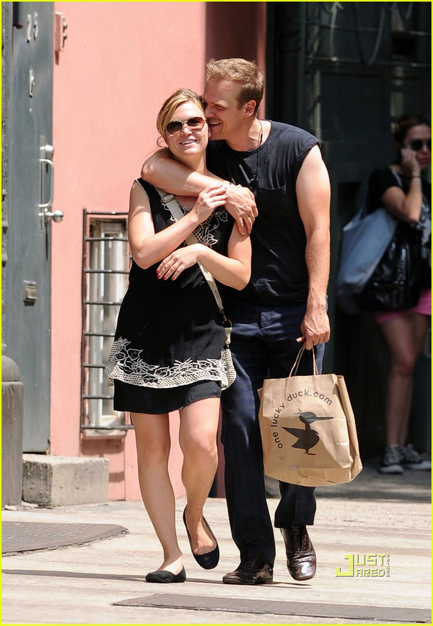 julia stiles david harbour pda 042562735