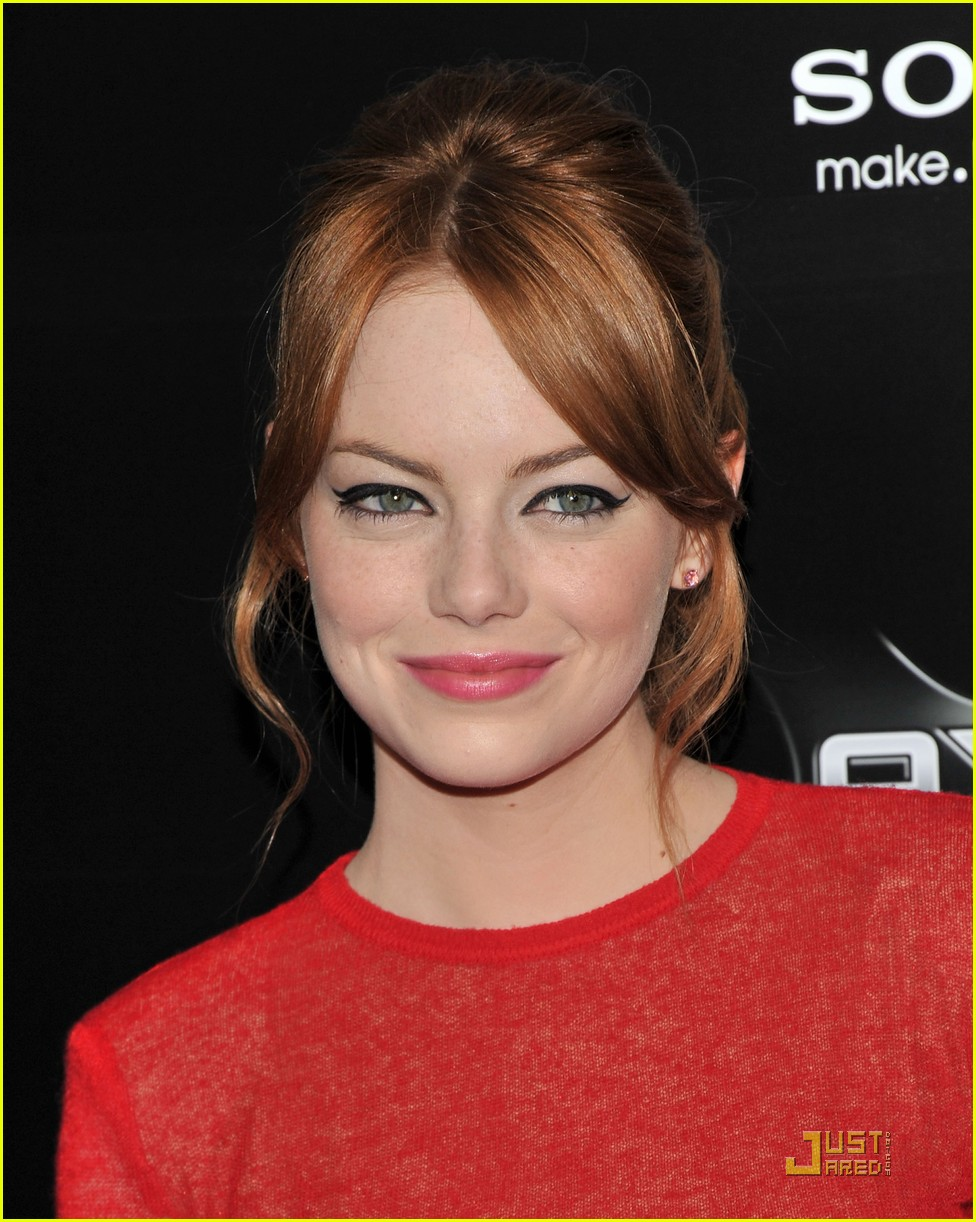 emma stone friends benefits premiere 08