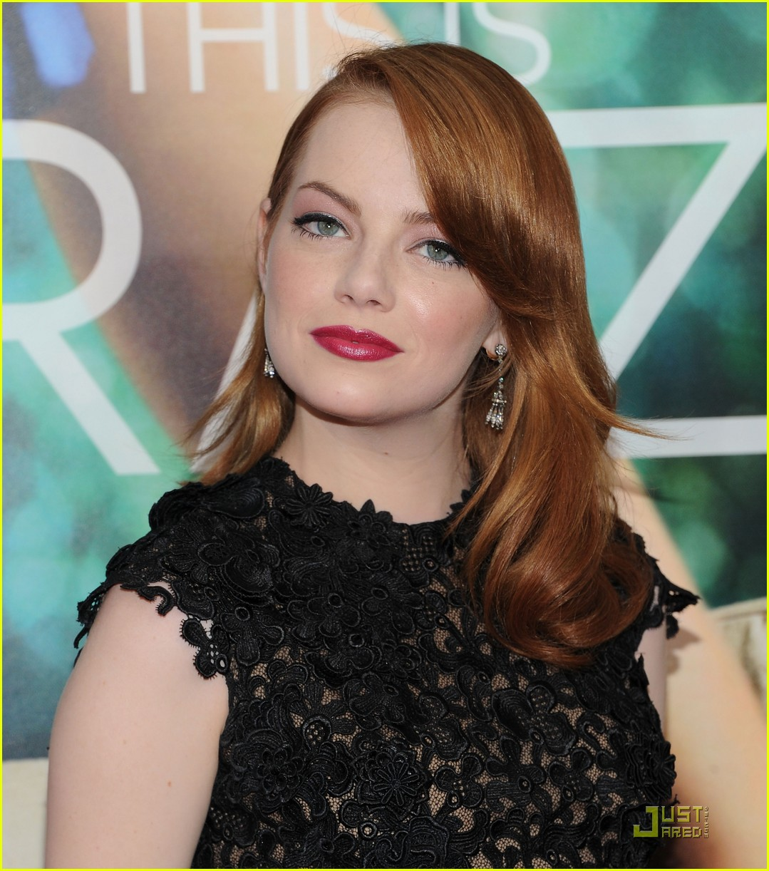 emma stone ryan gosling crazy stupid love premiere 17